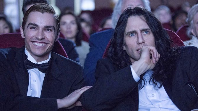 James Franco's comedy DisasterArtist gets an awards-season release date