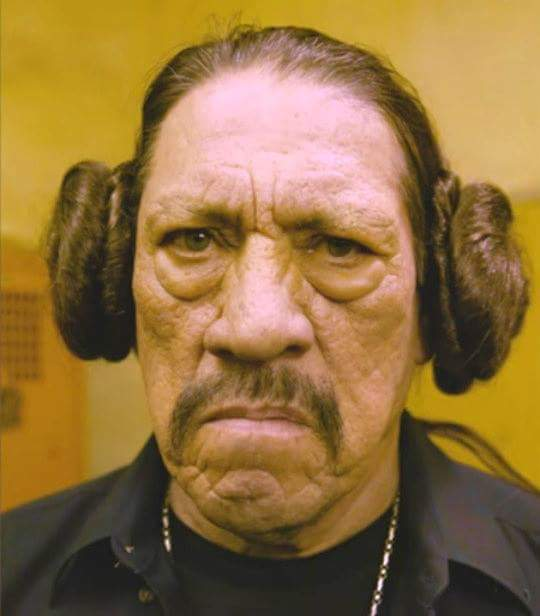 Also happy birthday to the real love of my life, Danny Trejo