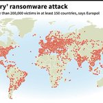 Who's to blame for ransomware outbreak?