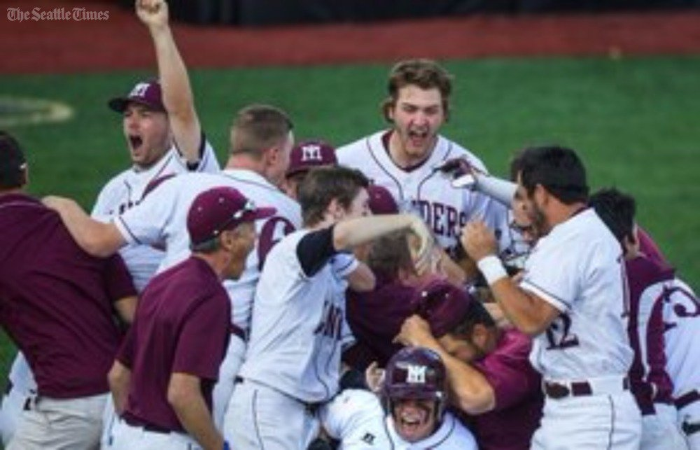 test Twitter Media - The final state baseball poll of the season was released Monday and Puyallup (4A) and Mercer Island (3A) are No. 1.  https://t.co/94bZ3zHlnJ https://t.co/MW7yIty4t6