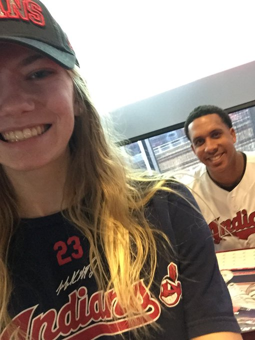 Happy bday to my fav, michael brantley (still waiting for him to get a message)
