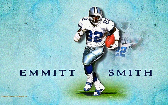 Happy Birthday to the great Emmitt Smith. He turns 48 today.