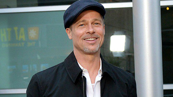 Brad Pitt continues to be an open book after his divorce from Angelina Jolie.