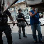 Brazil security forces patrol in Rio as violence worsens