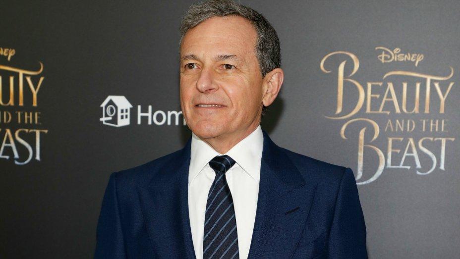 ICYMI: Disney chief Bob Iger says hackers claim to have stolen a Disney movie