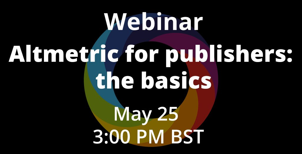 test Twitter Media - .@altmetric is hosting a webinar on the 25th (THIS THURSDAY) May #altmetrics https://t.co/cMQqNIklCf https://t.co/CAcYsLpKak