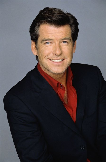 Happy Birthday Pierce Brosnan