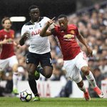 Wanyama earns plaudits after demolition of Red Devils