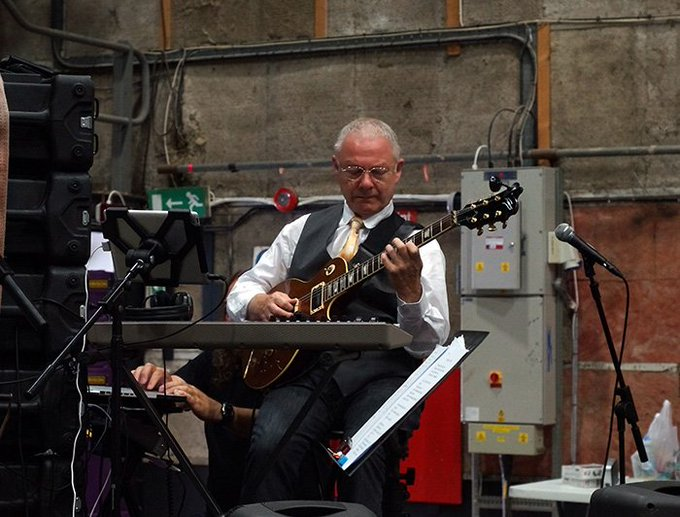 Happy Birthday Robert Fripp!