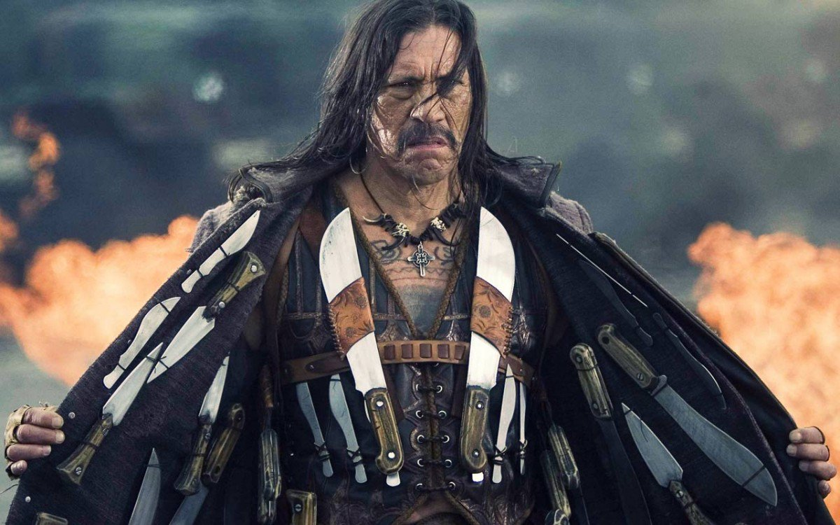 Happy Birthday to Danny Trejo who turns 73 today!