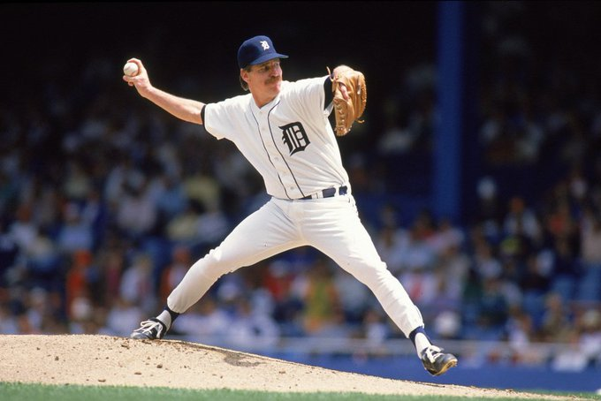 Happy Birthday to Jack Morris, who turns 62 today!