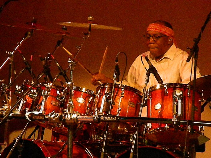 Billy Cobham is73years old today HAppy Birthday
