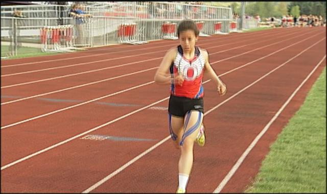 Oregon track athletes gear up for state