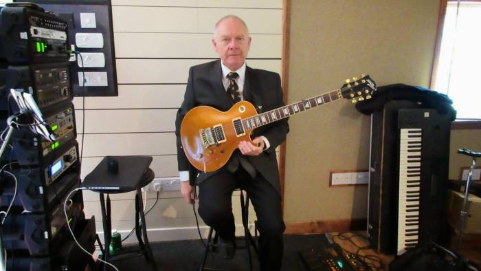Moreover, it is Robert Fripp\s birthday today. Happy birthday!