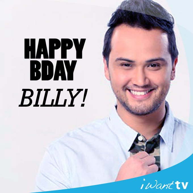 Happy Birthday, Billy Crawford  ! I-celebrate ang bithday niya by watching him here: