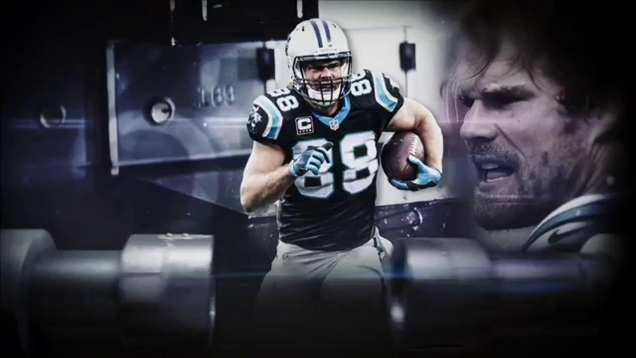 .@gregolsen88...the first TE in NFL history with 3 straight 1,000-yard seasons! #KeepPounding https://t.co/ivzDRQuRIN
