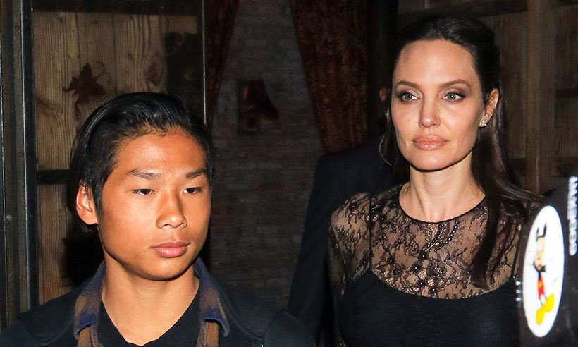 Angelina Jolie celebrated her first MothersDay after her divorce from Brad Pitt: