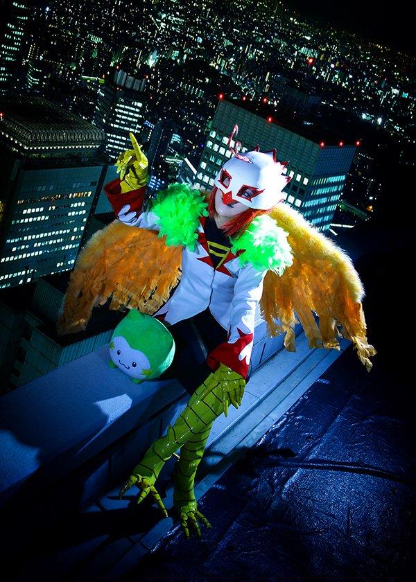 怪盗ジョーカー / フェニックス(赤井翼)輝く夜へようこそ!STUDIO & PHOTO BY