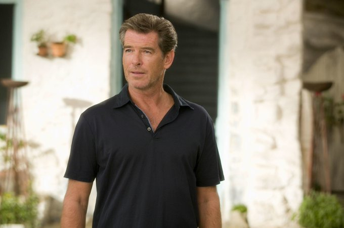 Happy Birthday to Pierce Brosnan