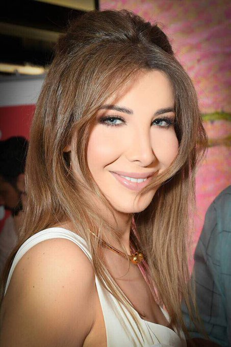 Happy birthday  my Queen Nancy Ajram