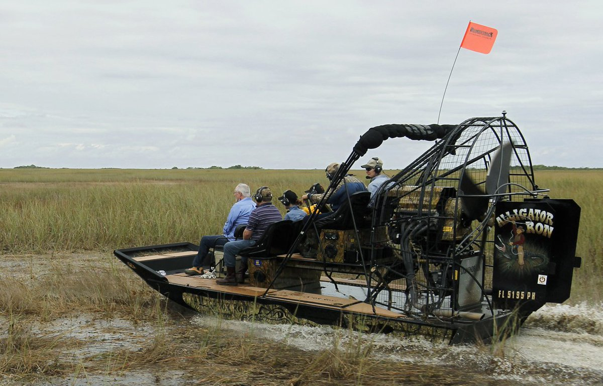 University of Miami student dies day after graduation in airboat crash via @nypost