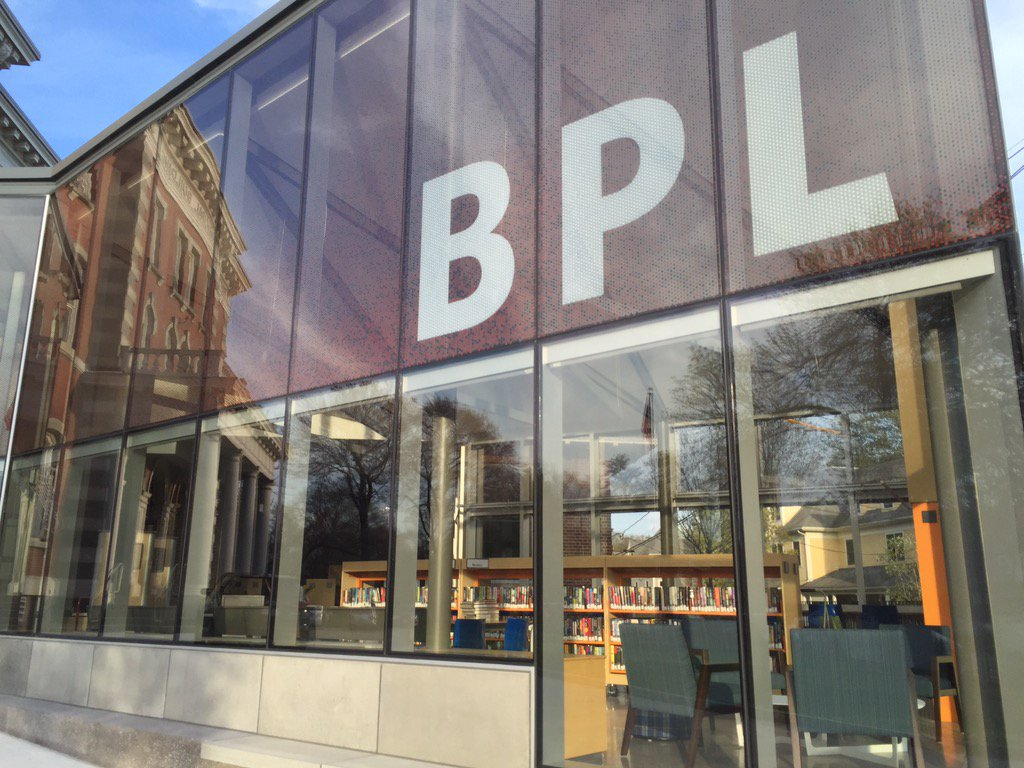 Call to Artists for Public Art Project at Renovated Jamaica Plain Branch Library