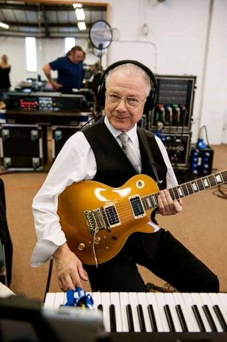 Happy birthday Mr. Robert Fripp!