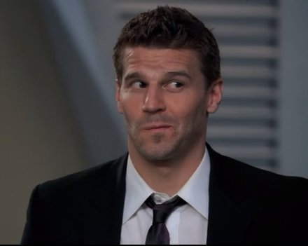 A very Happy Birthday to our favorite special agent, from all of us