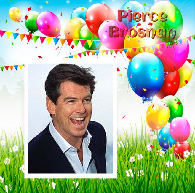 Happy Birthday Pierce Brisbane, Megan Ramsay,Tori Spelling, Thomas Brodie-Sangster, Sean Cardigan & Megan Fox