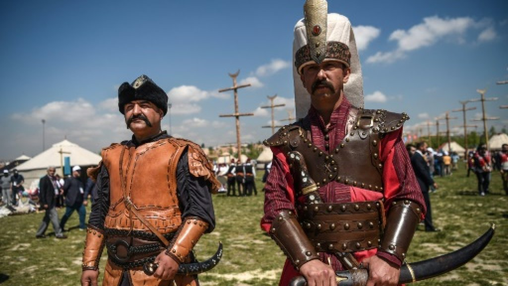 Turkey brings back Ottoman sports to revive past glory