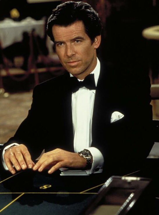 Happy Birthday to the charming, sophisticated, secret agent - Pierce Brosnan.