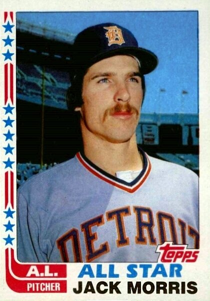 Happy 62nd Birthday Jack Morris! 5x MLB All-Star & 4x World Series Champion with the  &