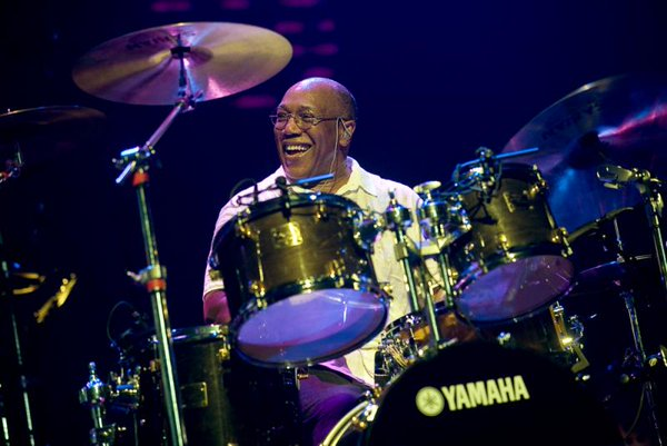 "HAPPY BIRTHDAY... BILLY COBHAM! ""RED BARON\"" ft George Duke."