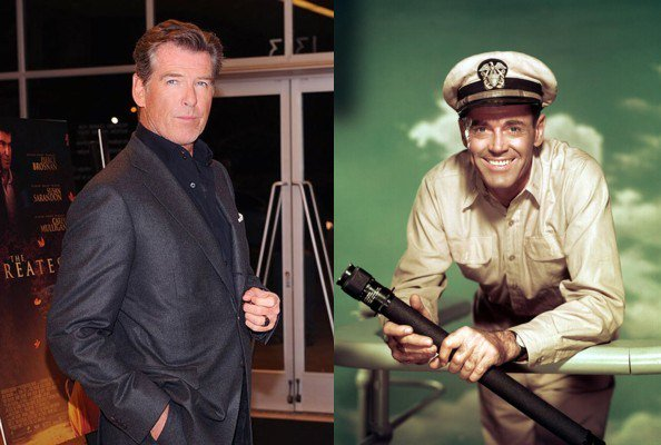 May 16: Happy Birthday Pierce Brosnan and Henry Fonda