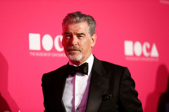 Happy 64th Birthday to actor Pierce Brosnan. Enjoy!