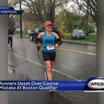 NH runners upset over course mistake at Boston Marathon qualifier