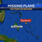 Lee man, 3 others on plane missing over Bahamas
