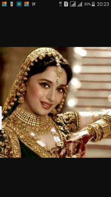 Belated Happy birthday Madhuri Dixit Nane