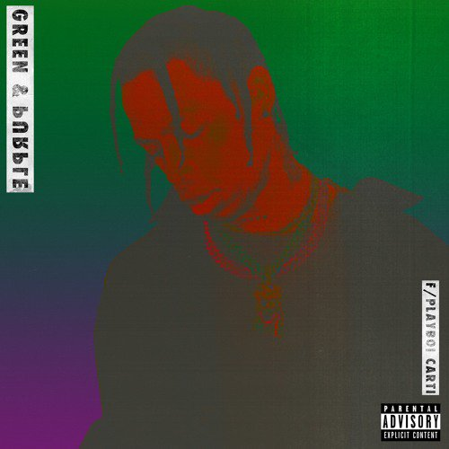 Listen: @trvisXX Feat. @playboicarti 'Green & Purple' https://t.co/40gTgYfD9b  https://t.co/pyKvsnQrVj