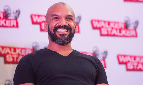 Cheers for the king! Wishing Khary Payton ( a very Happy Birthday today!!