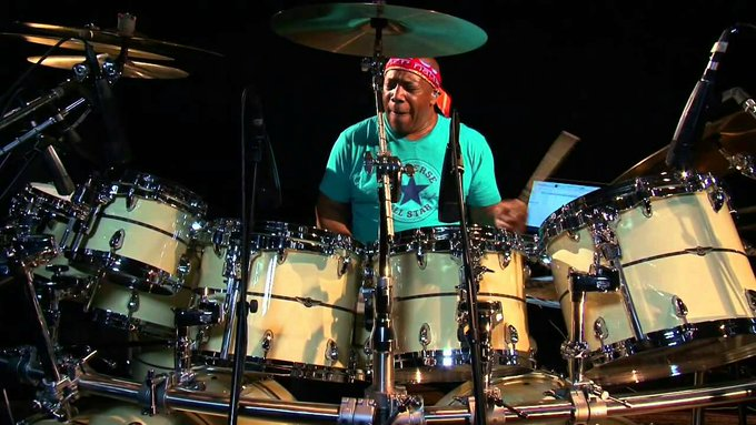 Happy 73rd birthday to Billy Cobham!