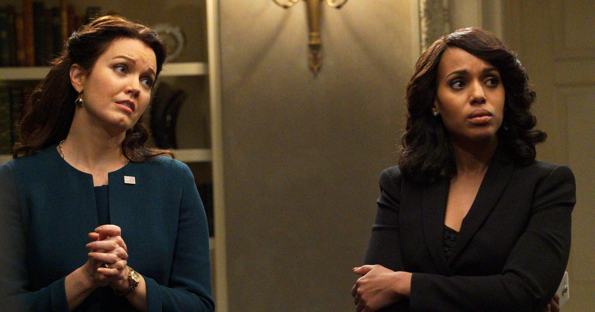 Here's why ABC decided to end Scandal: