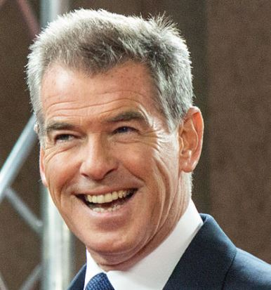 Happy birthday to actor Pierce Brosnan! Do you remember the young Pierce as