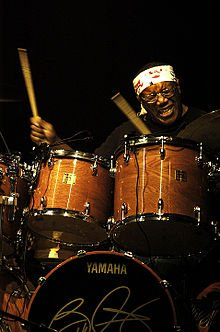 A happy dapper 73rd birthday to Billy Cobham!  #