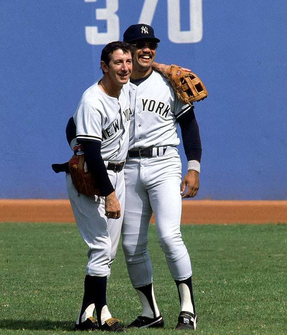 And a very happy birthday to our own the great Billy Martin - RIP!