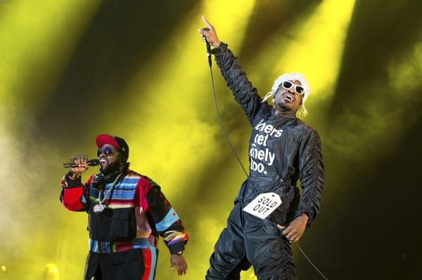 OutKast may not have new music planned but Big Boi says a biopic is coming