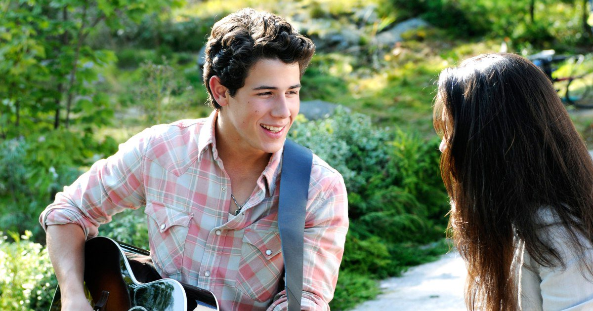 Nick Jonas is down for an R-rated 'CampRock 3':
