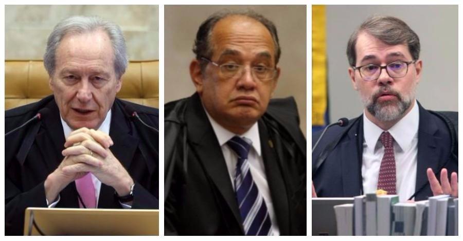 Resultado de imagem para impeachment de ministros do stf
