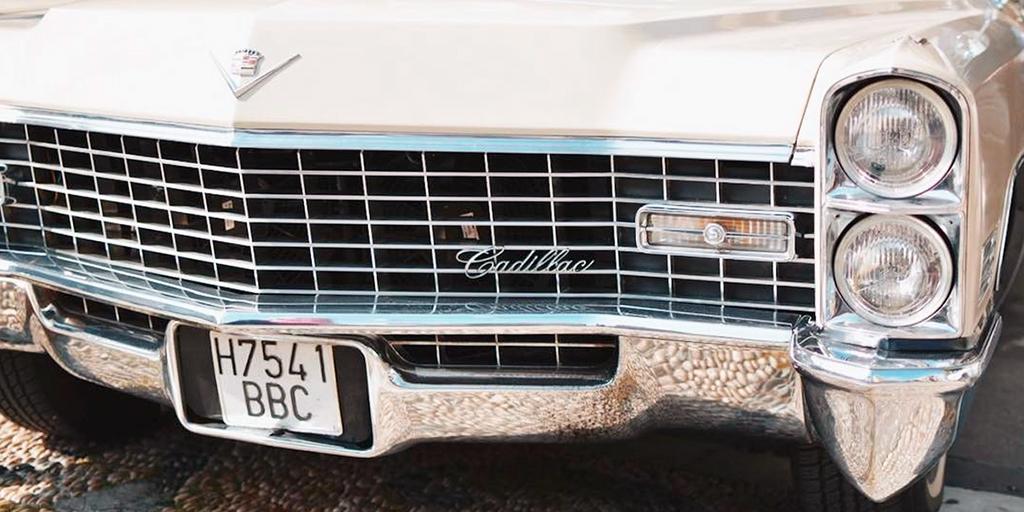Timeless. Iconic. 1967 Cadillac. Photo credit: Juan Merino.  #TBT https://t.co/sV0F71H0uc