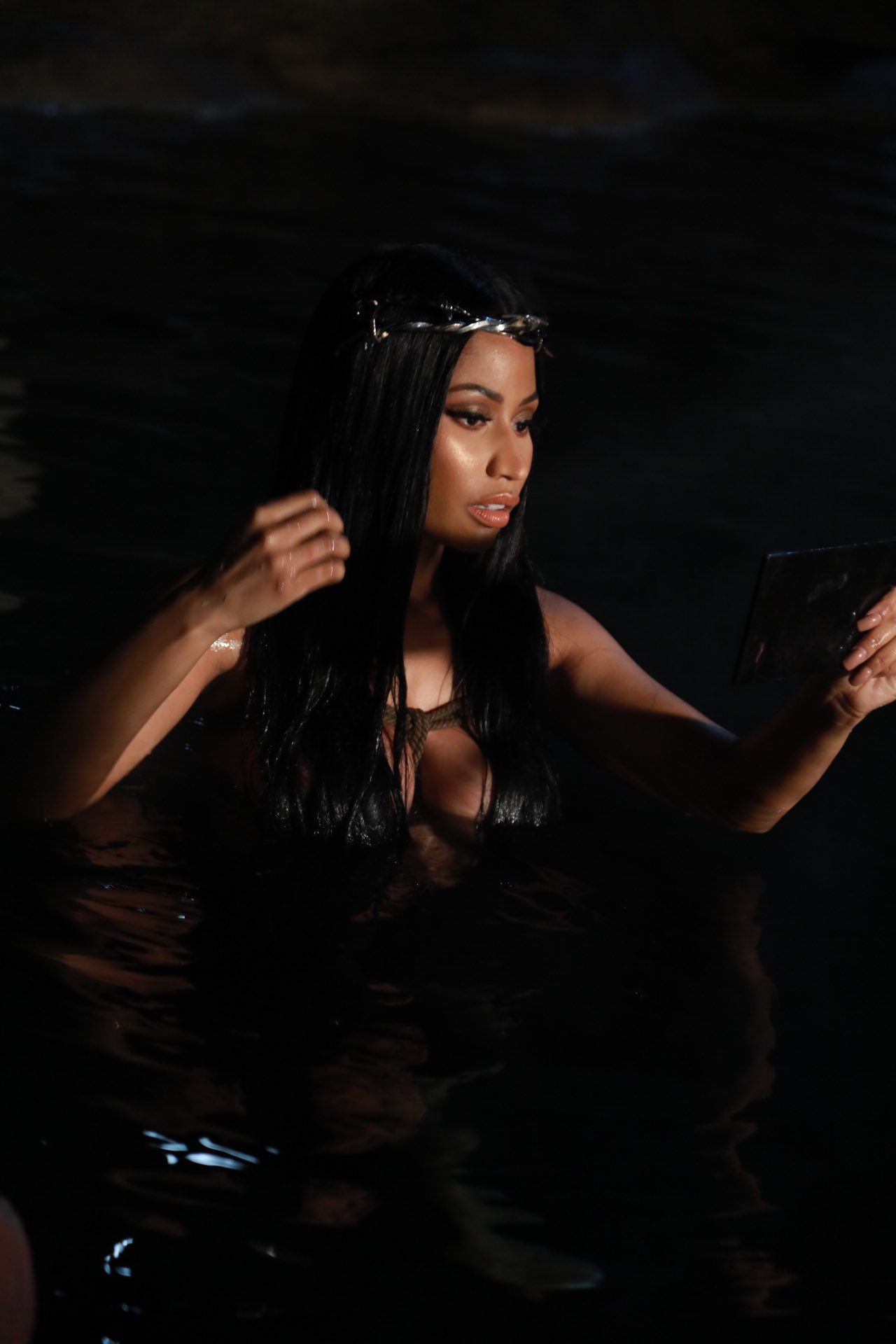 T H E  K I N G D O M  REJOICES   #NickiBBMAs https://t.co/2KuGkzlhOj